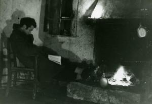 Il partigiano Angio Zane nel 1944