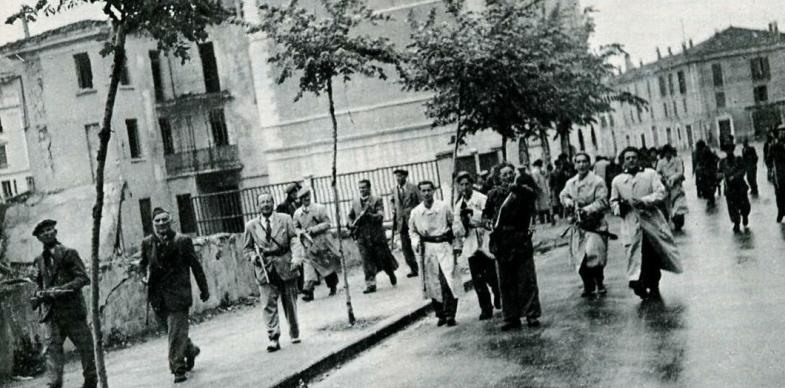 Partigiani in città (1945)