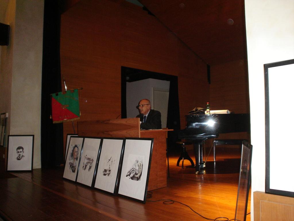 Bienno, Paolo F. Compensoli ricorda Luigi Ercoli