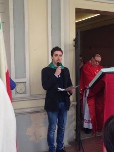 Roberto Bondio ad Acquafredda