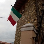 W la Resistenza! W l'Italia! W le Fiamme Verdi!
