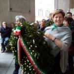 Brescia, Preparativi per lo sfilamento in Piazza Loggia