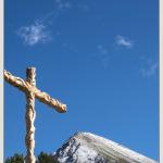 La croce e la neve
