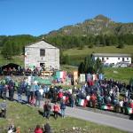 L'arrivo dei partecipanti
