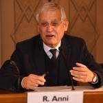 Il prof. Rolando Anni