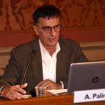 Il prof. Anselmo Palini