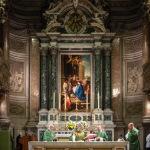 La messa a S. Maria della Pace in onore di Teresio Olivelli