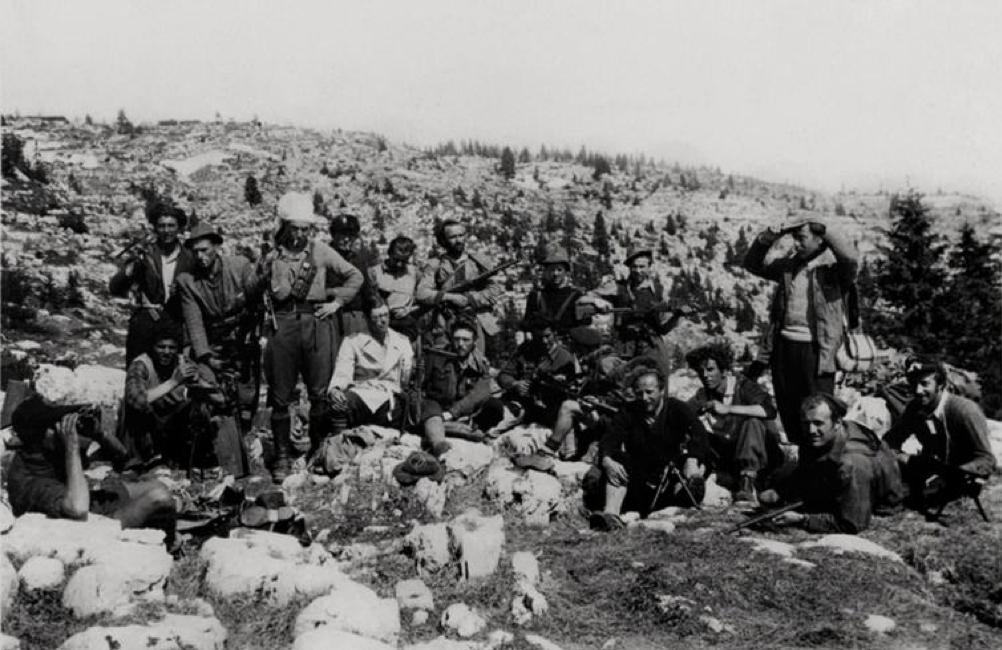 Brigata Settecomuni, 1945