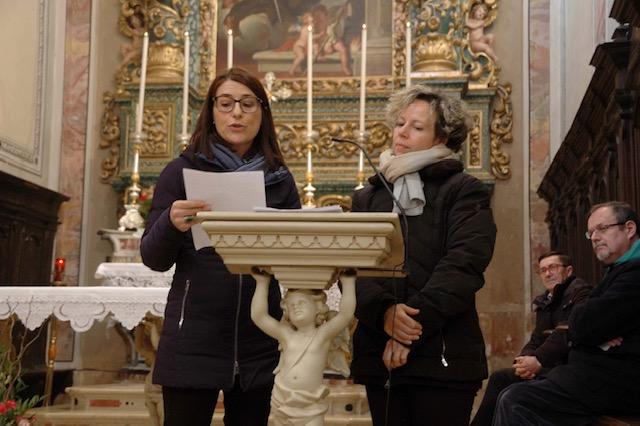 Daria Gabusi e Margherita Mensi