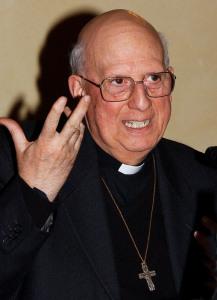Padre Bartolomeo Sorge (foto ANSA)